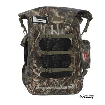 Arc Welded Back Pack - MAX5