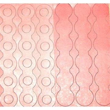 Μονωτικο Χαρτι Με Κολλα 18650