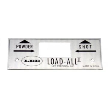 Πινακιδα Lee Load All (LA1073)