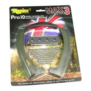 Ωτοασπιδες Pro 10 MAX3 Napier